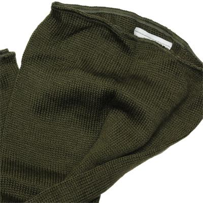 US(米軍放出品)チューブマフラー [ウールマフラー][ネックウォーマー][Scarf Neckwear Mans Wool]