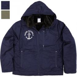 SESSLER(セスラー)French NAVY DECK PARKA [2色]【中田商店】