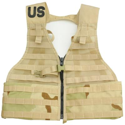 US(米軍放出実物同様品)MOLLE II Fighting Load Carrier(FLC)Vest 3Color Desert ファイティングロードキャリアー