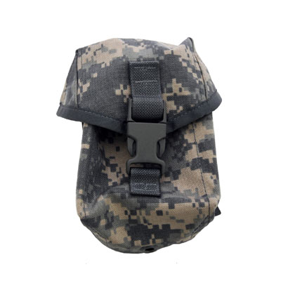 US(米軍放出品) MOLLE II 100 Round Utility Pouch ACU