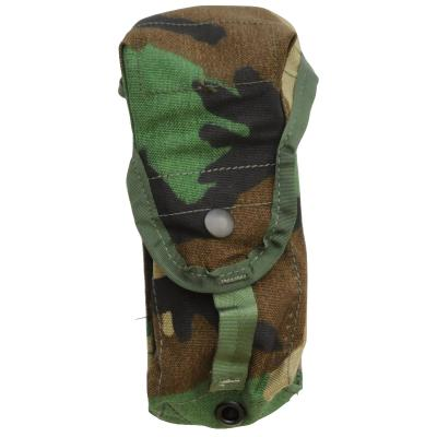 US(米軍放出品)MOLLE II M16A2 (30Rounds)Double Magazine Pouch Woodland [M16ダブル マガジンポーチ ウッドランド]
