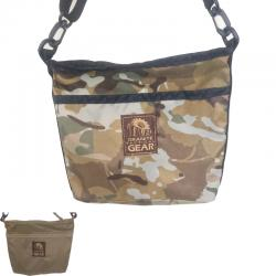 Granite Tactical Gear(グラナイトタクティカルギア)Tactical Satchel [Coyote、Camoflage]