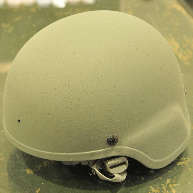 キャプテントム us 米軍放出品 ach advanced combat helmet foliage