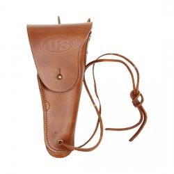 JT&L WW2 REPLICA M1916 HIP ホルスター Colt 45(1911)コルトガバメント LEATHER HOLSTER [BROWN][Premium Leather(牛皮革)](第二次世界大戦レプリカ)