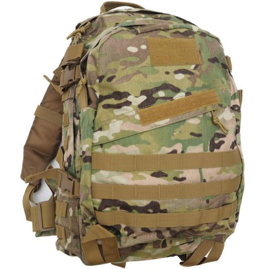 MILITARY (ミリタリー) 3デイ ミリタリーバックパック マルチカム GI SPEC 3-DAY MILITARY BACKPACK [Multicam]