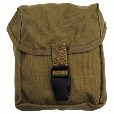 【US/米軍放出品】USMC First Aid Kit Pouch Coyote