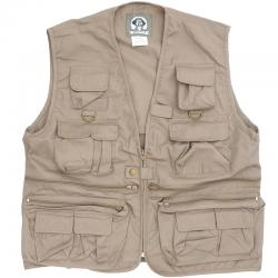 ROTHCO(ロスコ)The Uncle Milty TRAVEL VEST KHAKI
