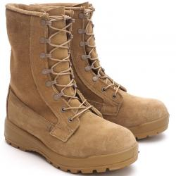 US(米軍放出品)ICW Intermediate Cold/Wet Boots Tan GORE-TEX [防寒ブーティーセット][中古未使用]