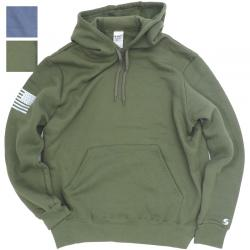 SOFFE(ソフィー)Hooded Parka US Flag [5468][2色]