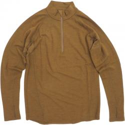 New Balance System 7 (NBS7) Merino Wool LONG SLEEVE 1/4 ZIP [COYOTE][MIL811]