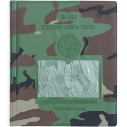 US(米軍放出品)US ARMY Equipment Record Folder Woodland