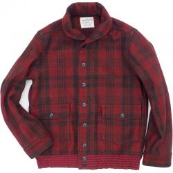 BUZZ RICKSON'S(バズリクソン)Wool Jacket Red Plaid [BR13579]