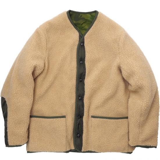 UNITED CARR by BUZZ RICKSON'S(ユナイテッドカー バズリクソン)RIVERSIBLE LINER JACKET [UC14230]