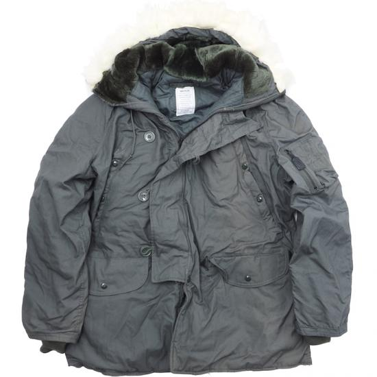 US(米軍放出品)Extreme Cold Weather Type N-3B Parka [2003年 コントラクト]