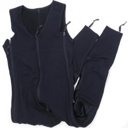 US(米軍放出品)Polartec Power Stretch Bib Overall W/ Drop Seat [新品][Polyester Lycra]