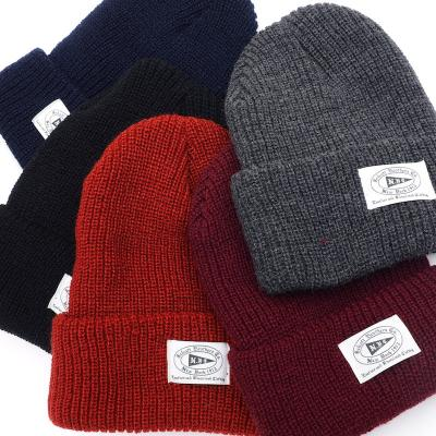 【Schott/ショット】OLD SCHOOL WATCH CAP