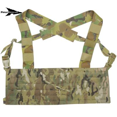 First Spear(ファーストスピア)[6/12] Modular Chest Rig MultiCam [6/9、MOLLE対応]【送料無料】