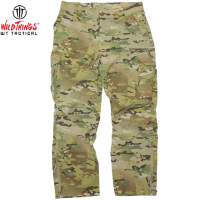 【Wild Things Tactical】Softshell Pants Light Weight [MultiCam] [ヨルダン製]【送料無料】