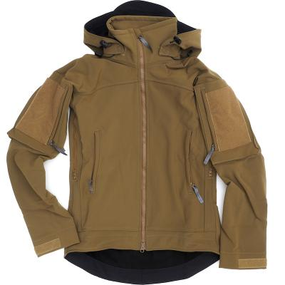 【米軍納入業者 放出品】BEYOND TACTICAL Cold Fusion Shock Jacket [COYOTE]【送料無料】