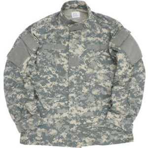 【US/米軍放出品】Army Combat Uniform Coat ACU [Insect Guard]