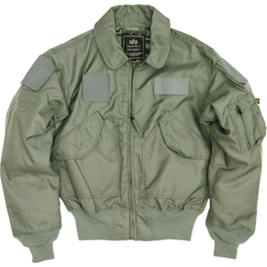 ALPHA/アルファ CWU-36P NOMEX Style Sage with Velcro[SAGE]