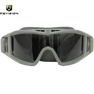 US(米軍放出品)REVISION Desert Lowcust Goggles Foliage