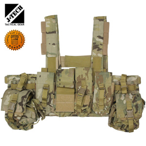 【J-TECH】Chest Rig TYPE-1 [OCP MultiCam]【中田商店】【送料無料】