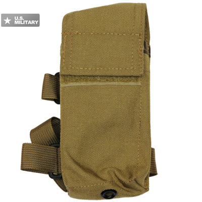 【AITES】Buttstock Magazine Case Coyote