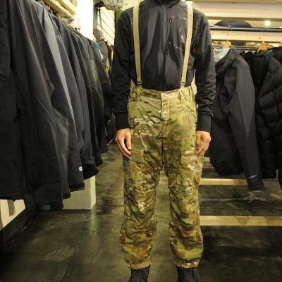 【US/米軍放出品】ECWCS GEN3 Level 5 Softshell Pants OCP MultiCam【送料無料】