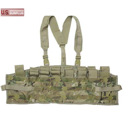 【US/米軍放出品】MOLLE II Tactical Assault Panel (TAP) [OCP MultiCam]【送料無料】