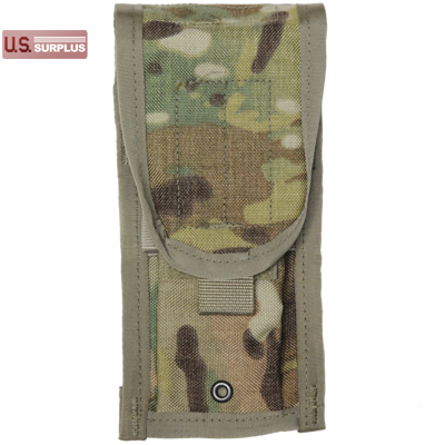 【US/米軍放出品】MOLLE II M-4 Two Mag Pouch [OCP MultiCam]