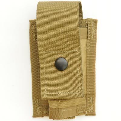 【US/米軍放出品】MOLLE 40MM HE Single Pouch Coyote