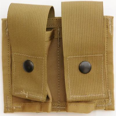 【US/米軍放出品】Double 40mm High Explosive Pouch Coyote MOLLE Style