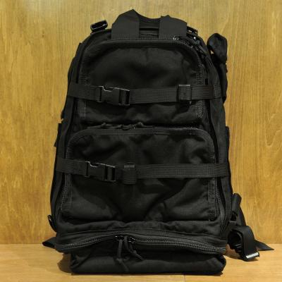 US(米軍放出品)LBT(ロンドンブリッジトレーディングカンパニー)Multiple Casualty Backpack Black [ストレッチャー内蔵][Medic Backpack][0996F]【送料無料】