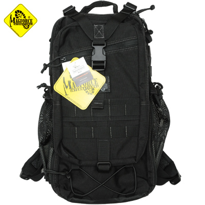 MAGFORCE(マグフォース)Pygmy 2 Backpack Black [MF-0517]
