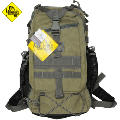 MAGFORCE(マグフォース)Pygmy 2 Backpack Khaki/Foliage [MF-0517]