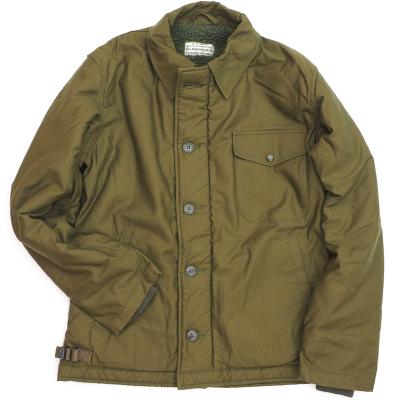 Buzz Ricksons(バズリクソン)Type A-2 DECK JACKET[BR12291]【送料無料】