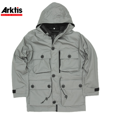 Arktis/アークティス UK Smock 6-Button AF Gray【送料無料】