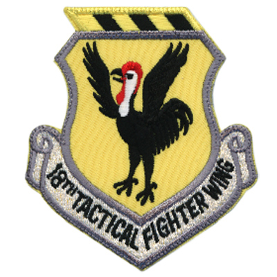 18th Tactical Fighter Wing OLD カラー