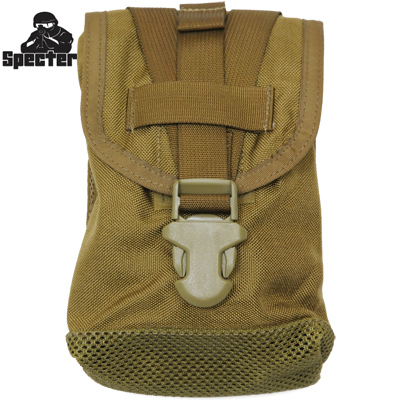 US(米軍放出品)Specter Gear Modular 1Qt Canteen/Utility Pouch Coyote
