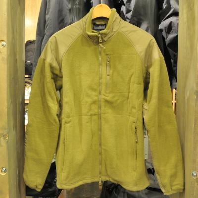 【SALE 30%OFF】【US/米軍】New Balance System 7 (NBS7) FR Fleece Jacket [Tan][303R]【送料無料】