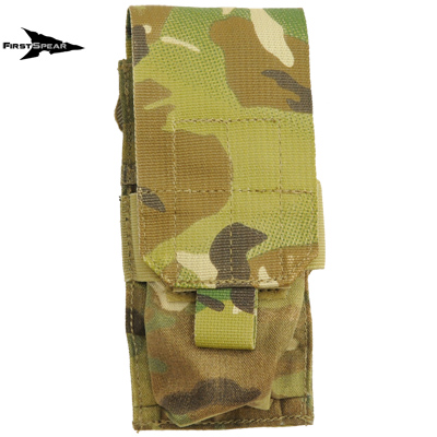 First Spear(ファーストスピア)[6/12] M-4 Single Magazine Pocket [MultiCam]